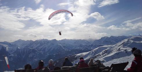 Tandem Paragliding Hochzillertal