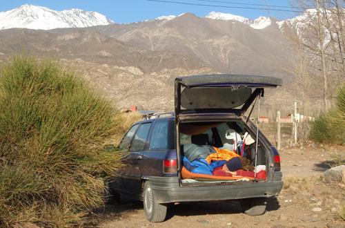 abenteuerreise und trekking in chile und argentinien