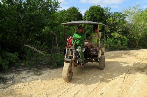 abenteuerreise kuba mit dreiradler