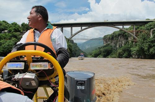 abenteuerreise mexiko bei den krokodilen