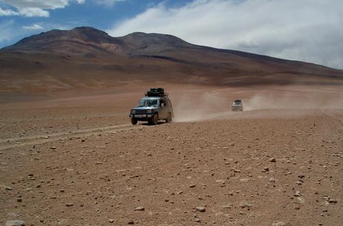 zufahrt zum start der expedition 6.000er trekking