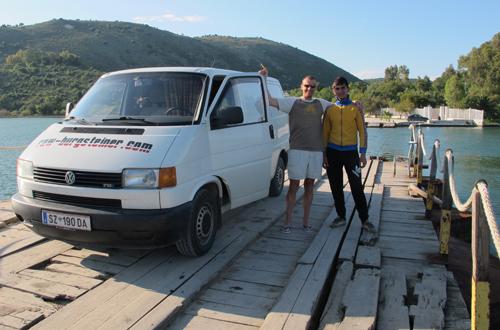 gleitschirmreise albanien
