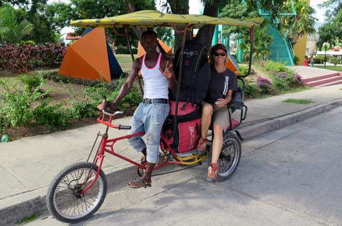 gleitschirmreise kuba in santiago
