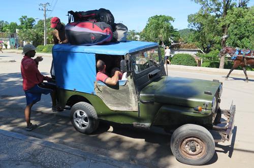 gleitschirmreise kuba in guisa