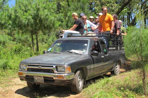 gleitschirmreise guatemala