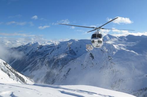 helikopterskiing in kanada
